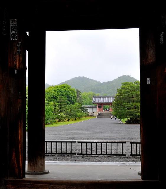 Ninnaji main gate