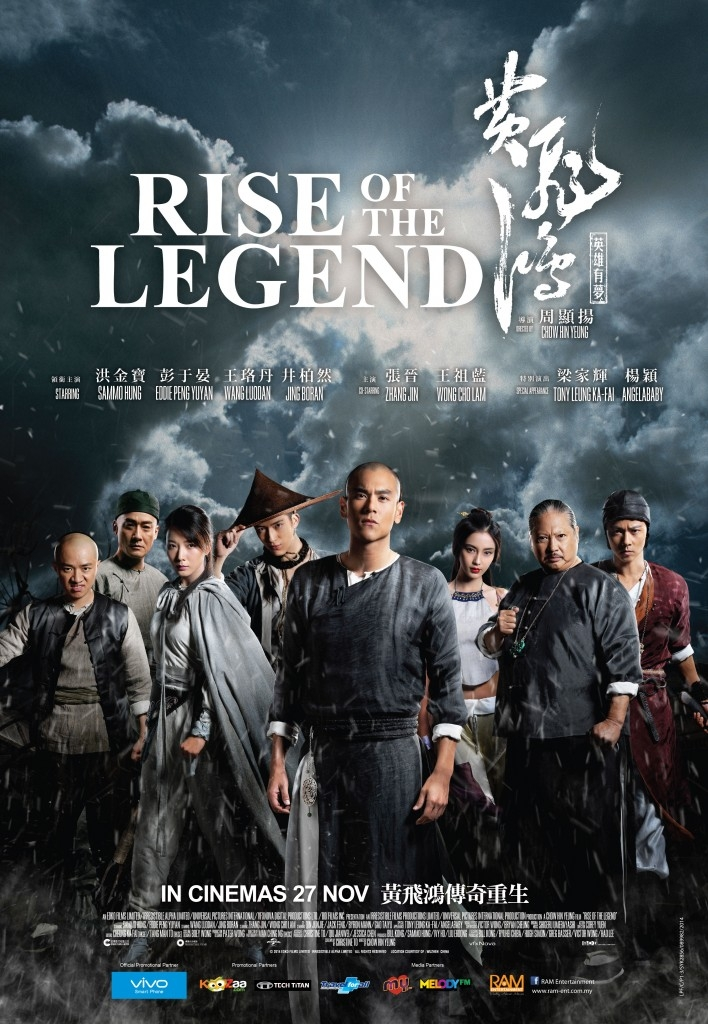 Hoàng Phi Hồng: Bí Ẩn Một... - Rise Of The Legend (2014)
