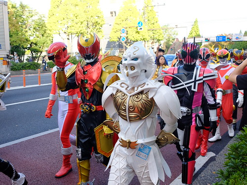 Kawasaki Halloween parade 2014 172