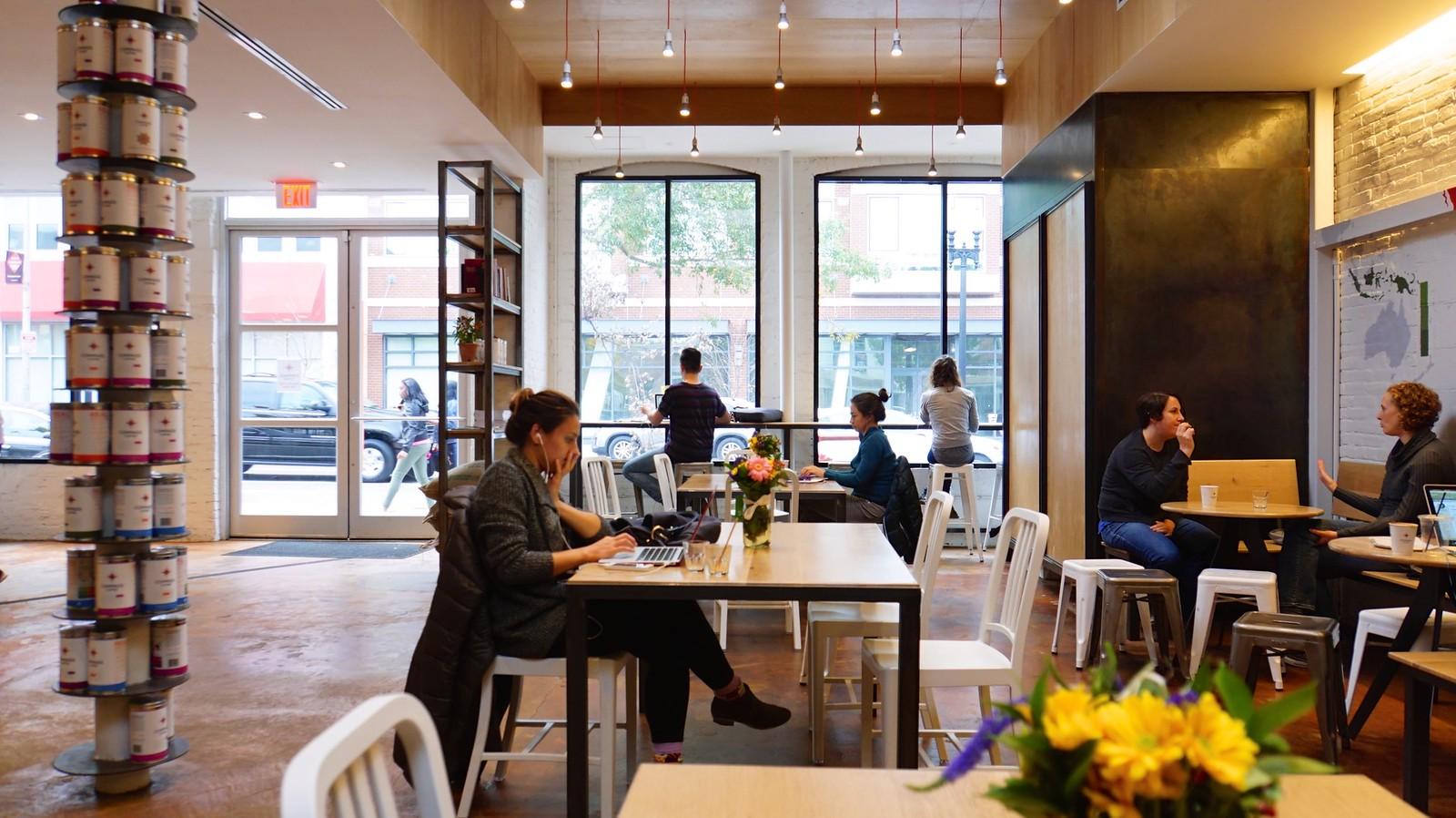 Compass Coffee, Washington DC 49480