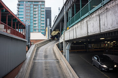 Adelaide Central Market carpark
