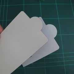 การทำการ์ดอวยพรลายต้นคริสต์มาสแบบป็อปอัป (Card Making Christmas Trees Pop-Up Card Template) 009
