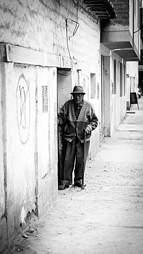 The old man | by Gypsy on a journey