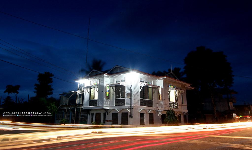 Glan Sarangani ancestral house la paz