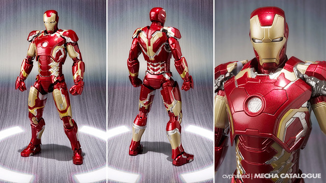 S.H.Figuarts Iron Man Mark 43