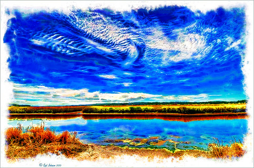 Image of The Loop in Ormond Beach with Topaz Glow applied