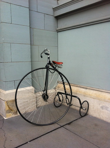 Hipster Bicycle San Francisco