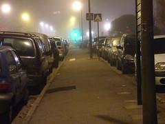 Vandoeuvre : on est tous dans le brouillard ..