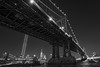 Under Manhattan Bridge September 11th by Michael Ver Sprill