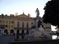 Nice - Place Garibaldi