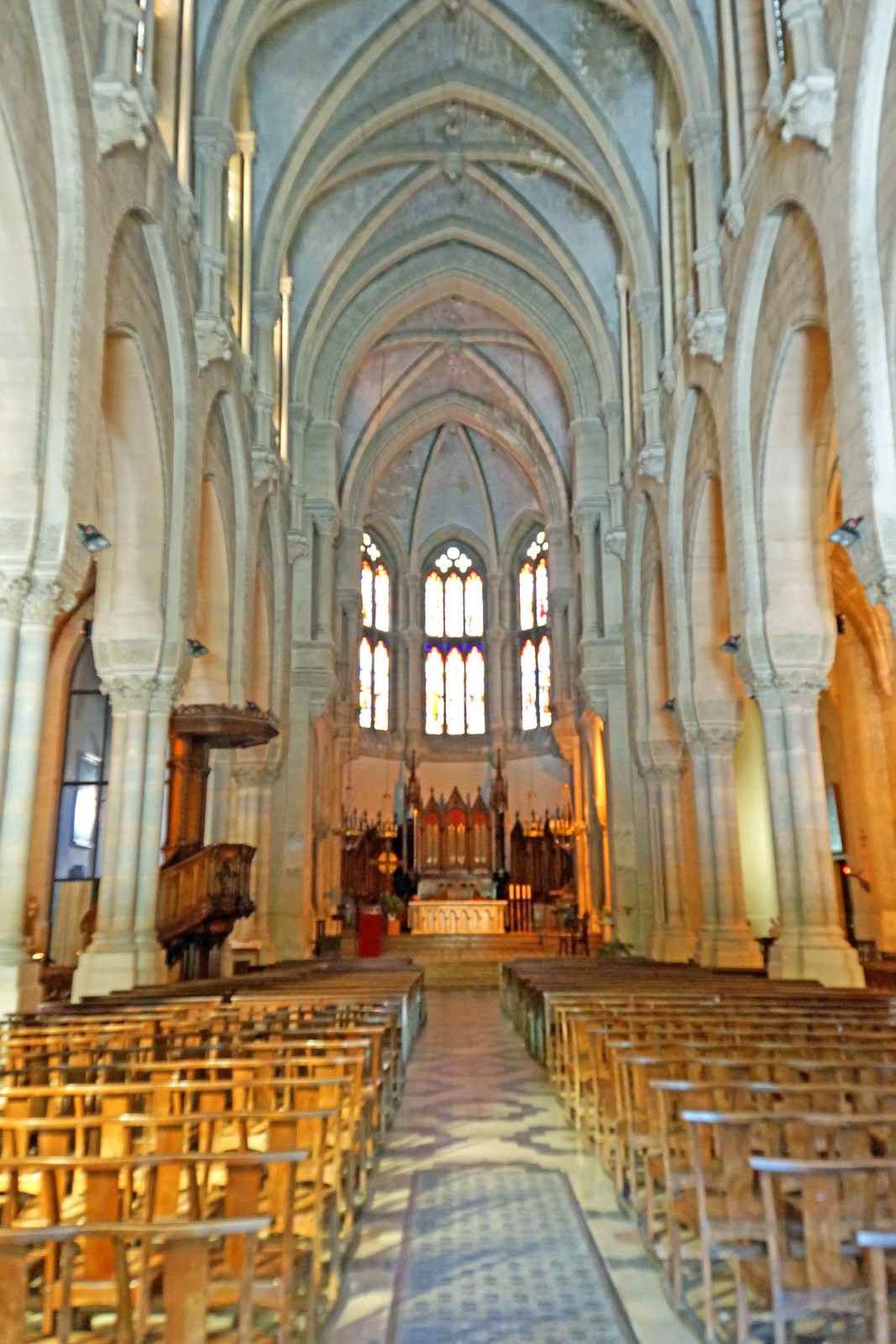France-002398 - Nave