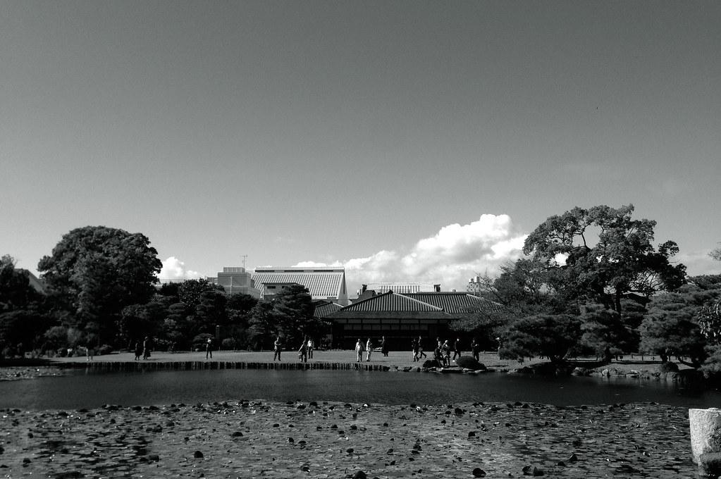 渉成園|東本願寺