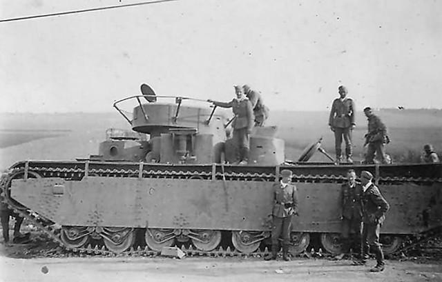 T-35 model 1936