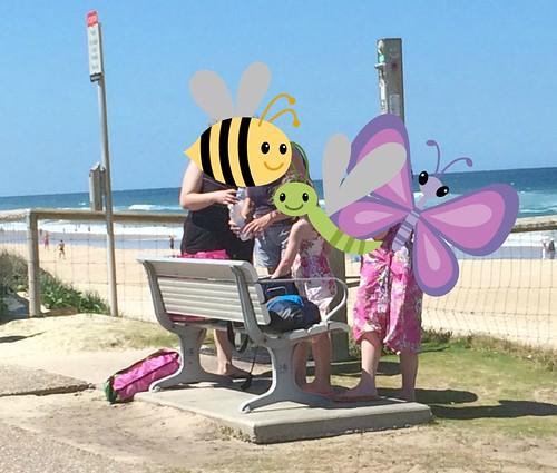Nudies at the Beach