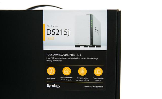 家庭儲存中心輕鬆建 – 群暉 Synology DS215j 試用 (1) 開箱 @3C 達人廖阿輝