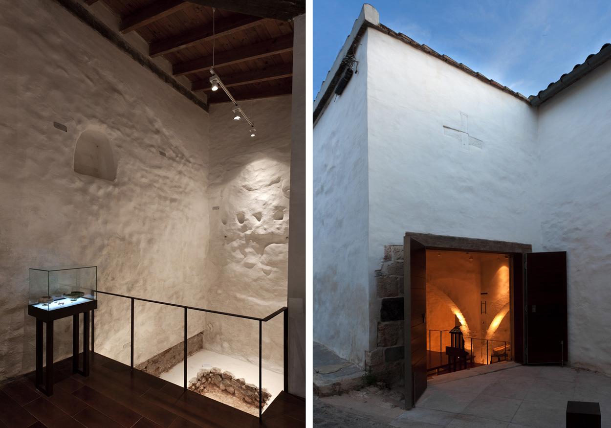 FORN DE LA VILA DE LLÍRIA_valencia_autor foto D.Opazo_intervencion_hidalgomora arquitectura patrimonio