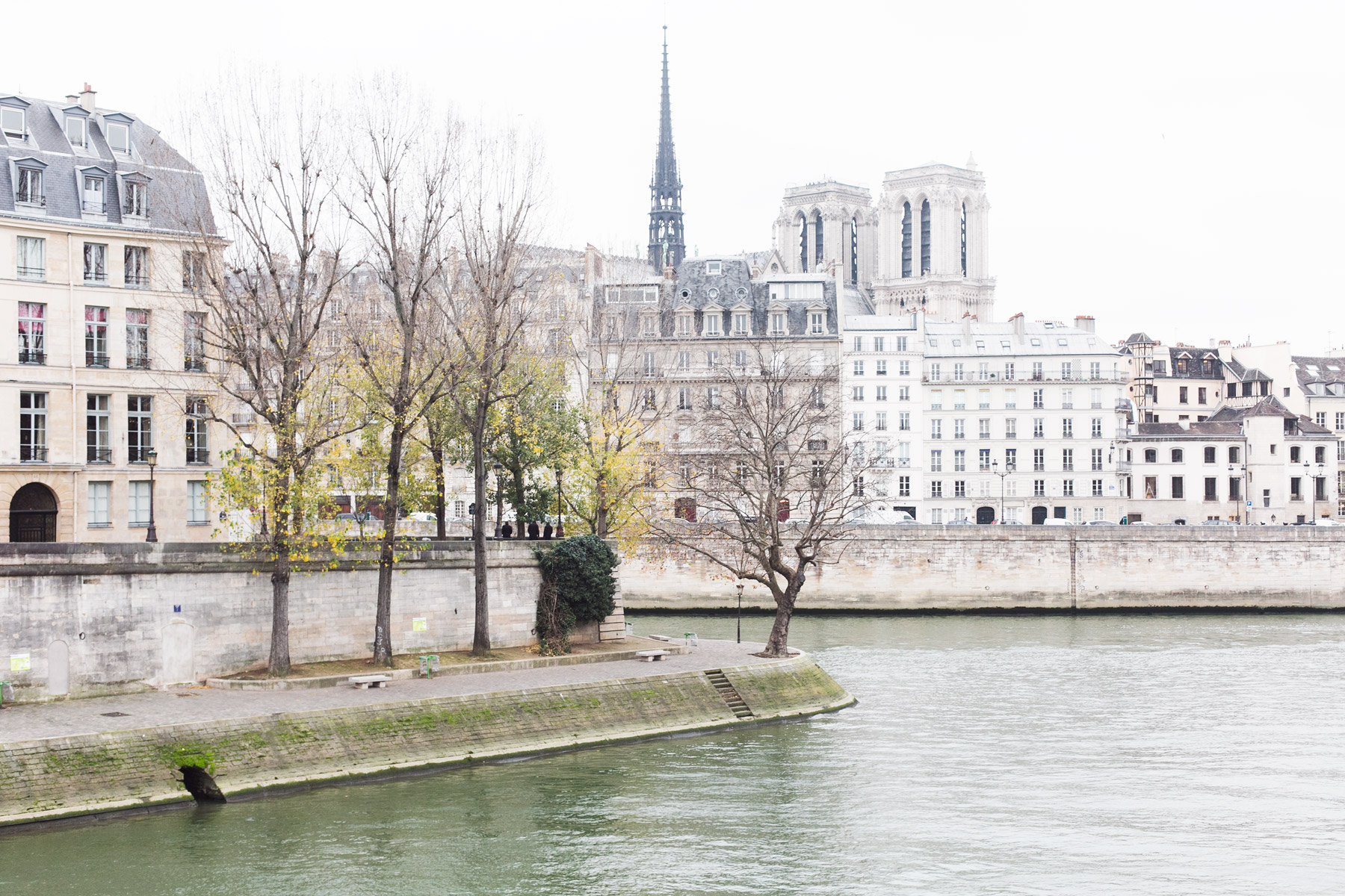 Around the 4th arrondissement