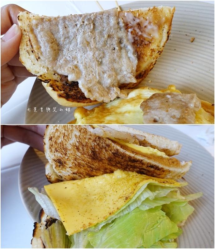 12 板橋萬粟華碳燒三明治