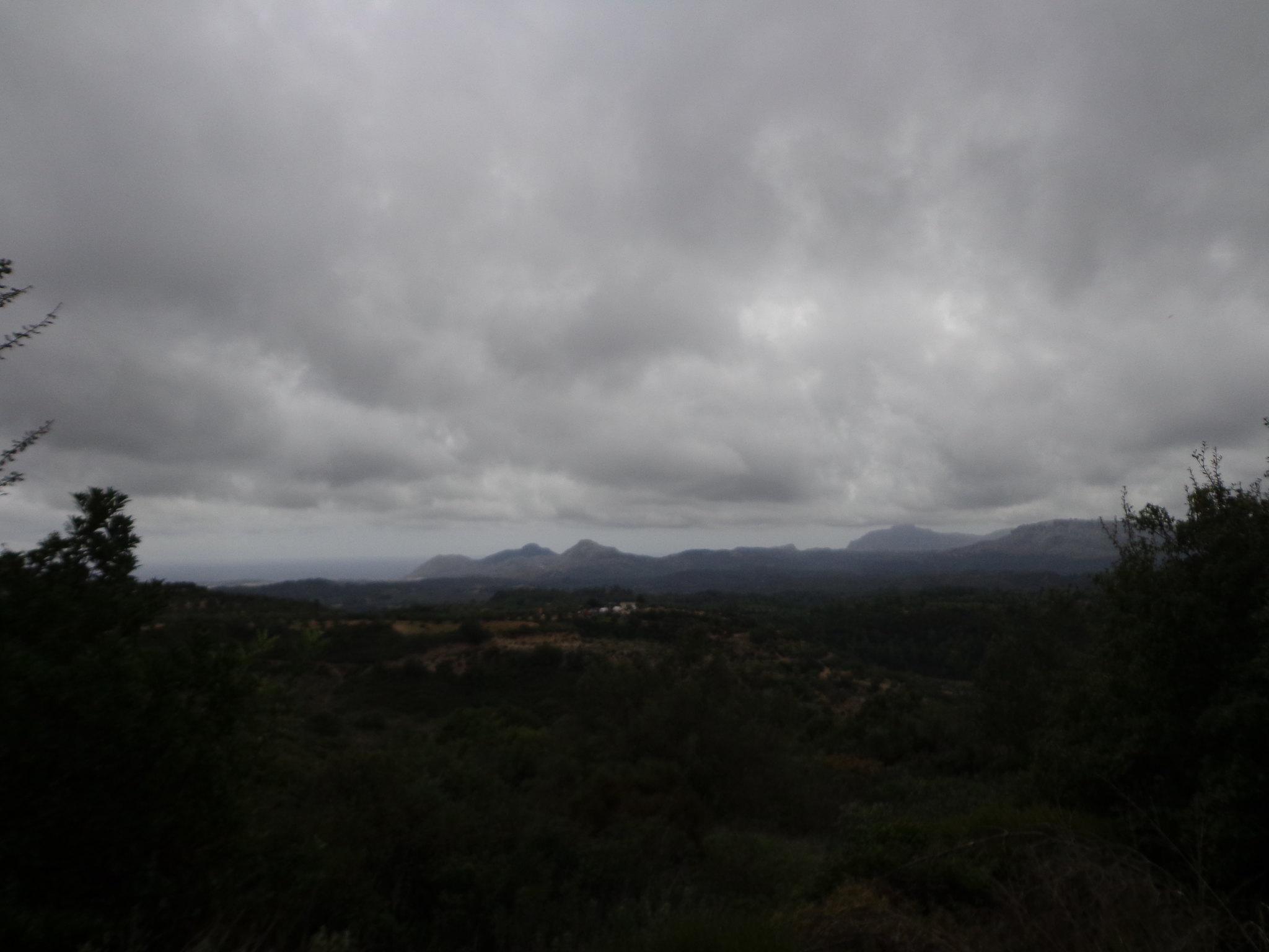 Συννεφιά, Ψίνθος