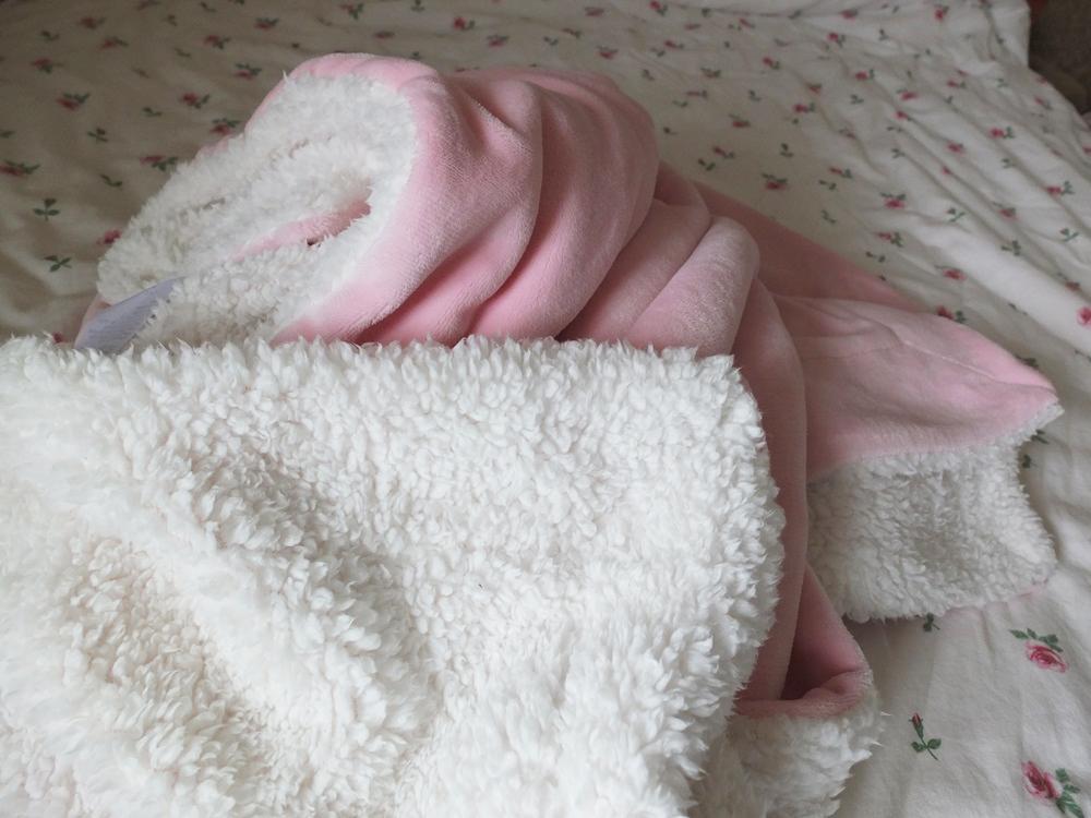 Costco 羊毛毯 (4)