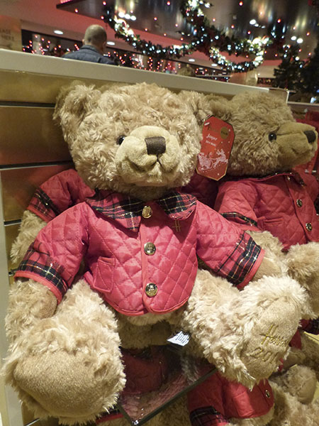 l'ours d el'année