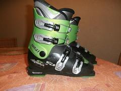 Dětské lyžařské boty vel.33,5 - titulní fotka