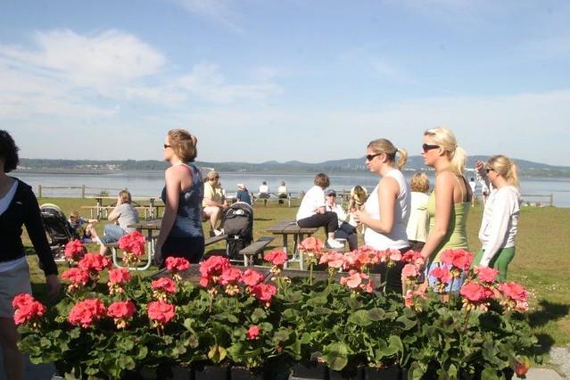 Bayview Women's Run, roller derby 045