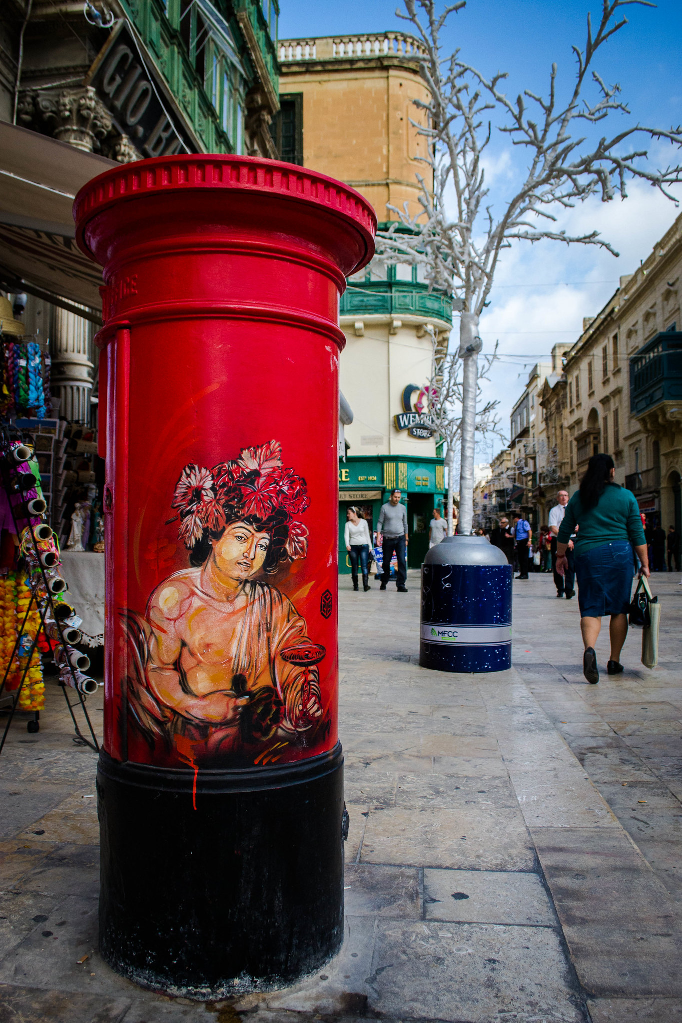 Valletta Postbox