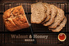 Walnut & Honey Bread 1