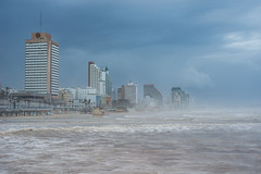 Stormy day in Tel Aviv (explored Nov 28th 2014)