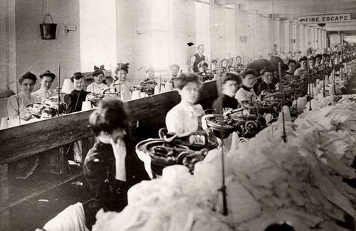 Shirtwaist-Factory