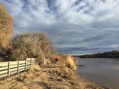 Rio Grande River Albuquerque New Mexico KOP500