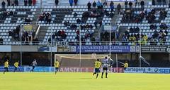 Tercer gol del Cádiz