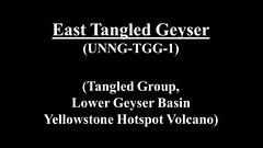 East Tangled Geyser (July 2014)