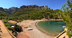 Cala Tuent (Escorca, Mallorca)