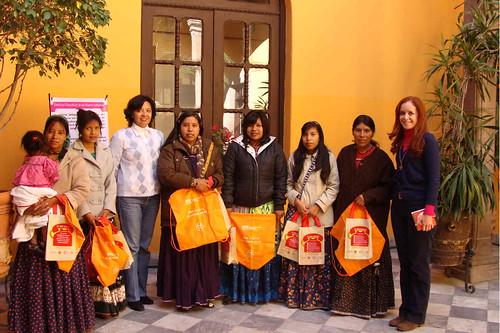 El INDEPI ofrece talleres sobre trata de personas