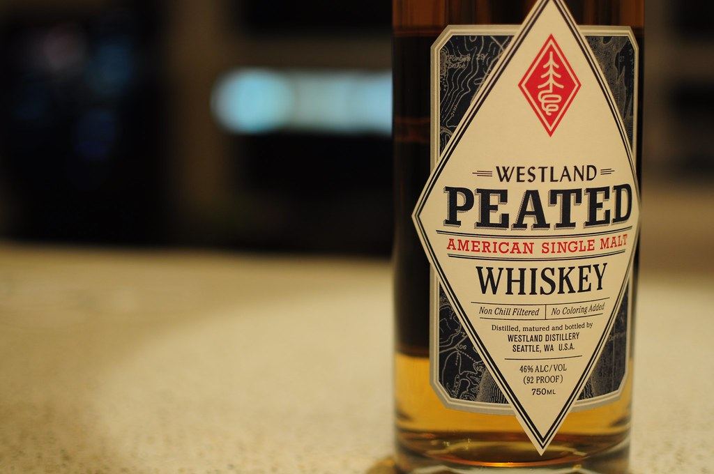 Westland Distilling Peated