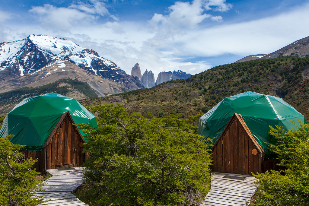 EcoCamp Patagonia Standard Dome - Torres del Paine NP, Chile