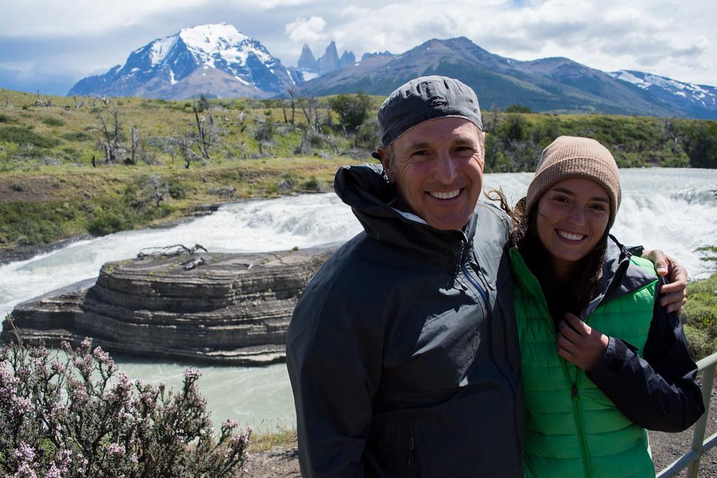 7-day W Trek - Cascada Paine