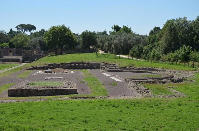 The Antinoeion, Hadrian's Villa