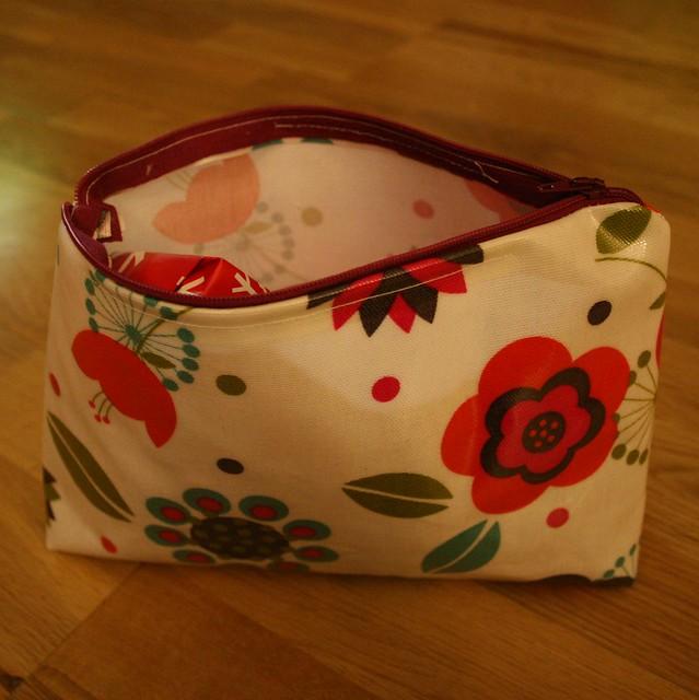 Little wash bag