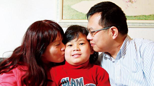獨子患上最難治兒童癌 一個父親如何面對?