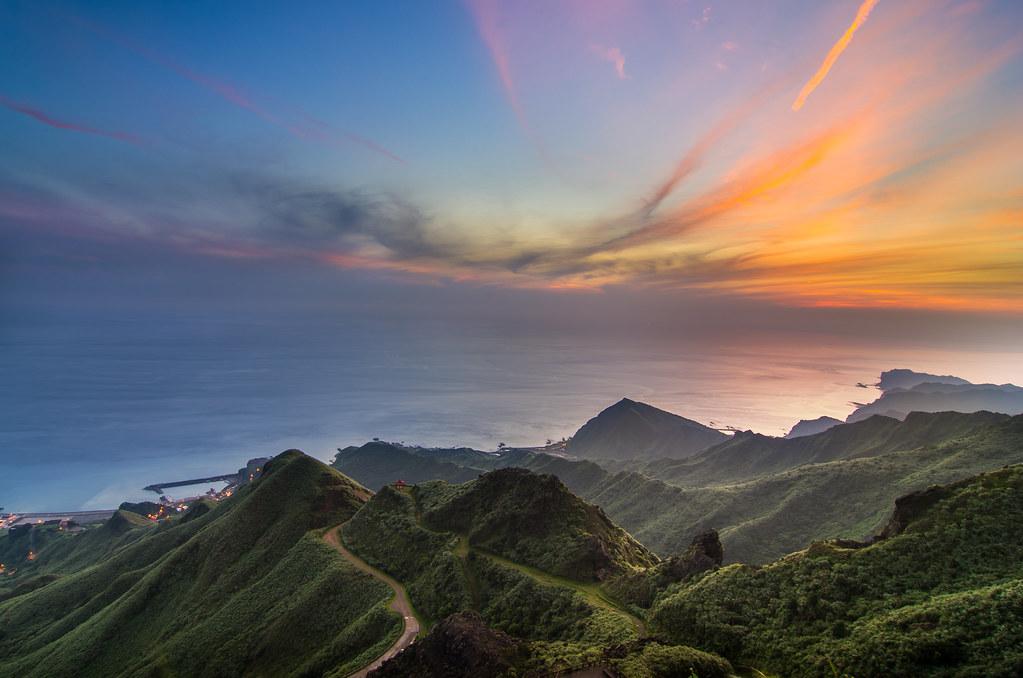 有山有水、有日有夜、有遠有近-盡在北台灣-2014回顧