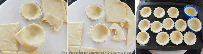 How to make Jam Tarts - Step4