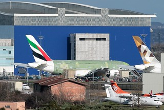 Roll Out msn182 F-WWSF 14/1/2015