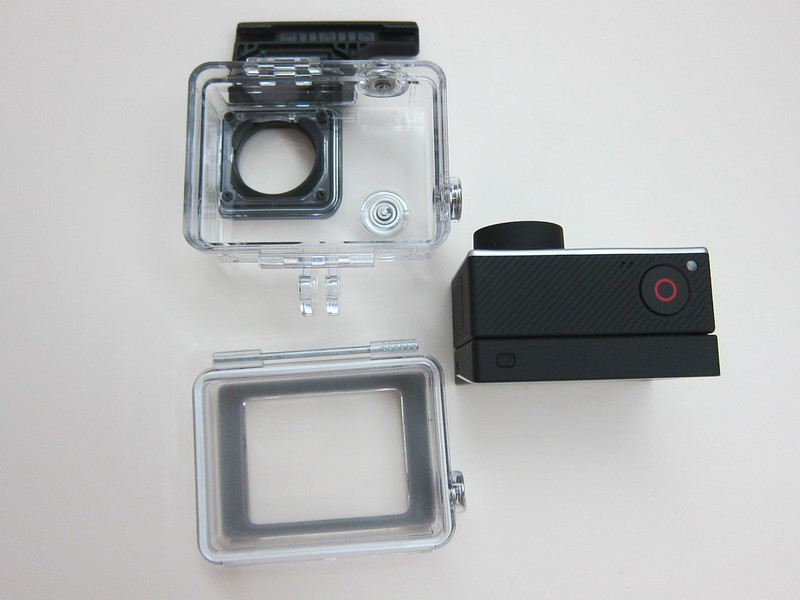 GoPro LCD Touch BacPac - Touch BacPac Backdoor