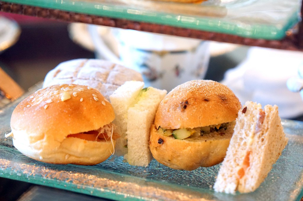 afternoon tea at Majestic Hotel KL-002