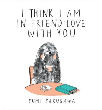 I think I am in friend love.... // book