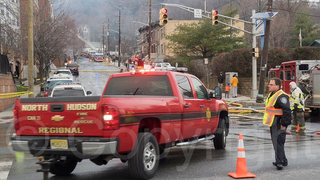 North Hudson Regional Fire Amp Rescue Vehicle Five Alarm