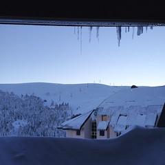 Rise and shine! #Uludag #Bursa #Turkey #winter #wanderlust